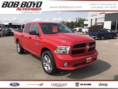 Used 2019 Ram 1500 Classic Express 4x4 Crew Cab 57 Box for sale in Lancaster, OH