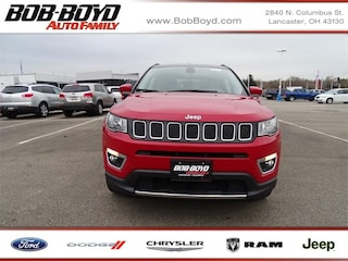New 2019 Jeep Compass LIMITED FWD Sport Utility 3C4NJCCB9KT636424 Lancaster