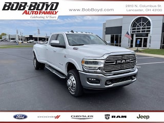 New Commercial 2021 Ram 3500 LARAMIE CREW CAB 4X4 8' BOX Crew Cab 3C63RRJL6MG649374 for sale in Lancaster, OH