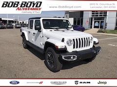 New 2021 Jeep Gladiator OVERLAND 4X4 Crew Cab 1C6HJTFG7ML512047 for sale in Lancaster, OH