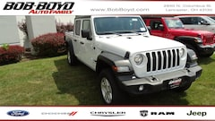 2020 Jeep Gladiator SPORT S 4X4 Crew Cab 1C6HJTAG5LL122778