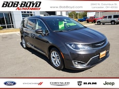 Certified Pre-Owned 2017 Chrysler Pacifica Touring-L Plus Van for sale near you in Lancaster, OH