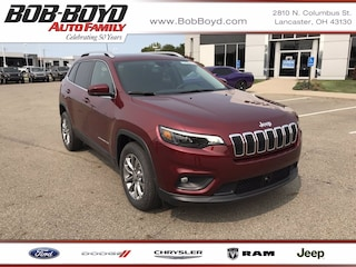 New 2021 Jeep Cherokee LATITUDE LUX FWD Sport Utility 1C4PJLMX0MD106807 Lancaster