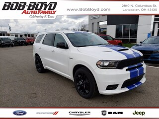 New 2020 Dodge Durango R/T AWD Sport Utility 1C4SDJCT9LC172300 Lancaster