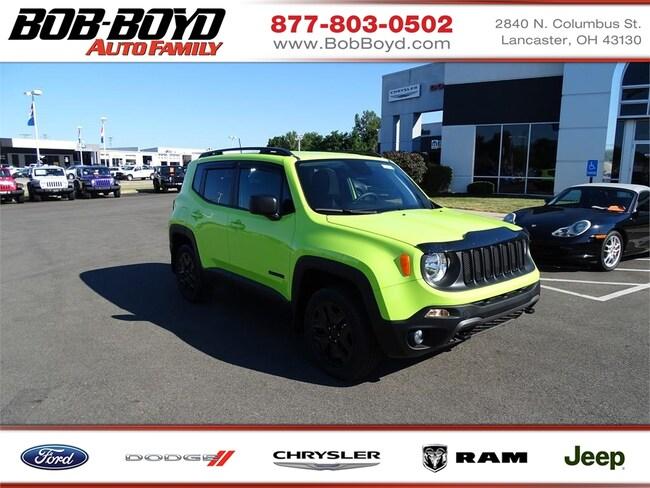 New 2018 Jeep Renegade For Sale   Bob-Boyd Chrysler Jeep Dodge Ram