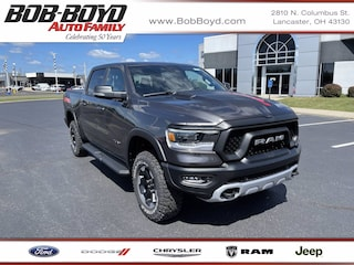 New Commercial 2021 Ram 1500 REBEL CREW CAB 4X4 5'7 BOX Crew Cab 1C6SRFLT7MN767528 for sale in Lancaster, OH