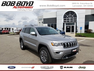 New 2020 Jeep Grand Cherokee LIMITED 4X4 Sport Utility 1C4RJFBG8LC332546 Lancaster