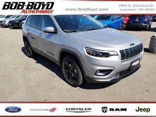 New 2020 Jeep Cherokee ALTITUDE 4X4 Sport Utility 1C4PJMLB1LD523945 Lancaster