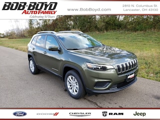 New 2020 Jeep Cherokee LATITUDE 4X4 Sport Utility 1C4PJMCB5LD539310 Lancaster