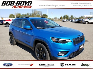 New 2020 Jeep Cherokee ALTITUDE 4X4 Sport Utility 1C4PJMLB2LD539314 Lancaster