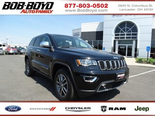 New 2018 Jeep Grand Cherokee LIMITED 4X4 Sport Utility 1C4RJFBG6JC391057 Lancaster