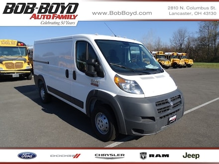 Featured New 2019 Ram ProMaster 1500 CARGO VAN LOW ROOF 136 WB Cargo Van 3C6TRVAG2KE500139 for sale in Lancaster, OH