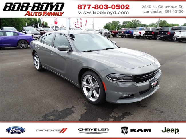 New 2018 Dodge Charger SXT PLUS RWD - LEATHER Sedan 2C3CDXHG3JH329868 Lancaster