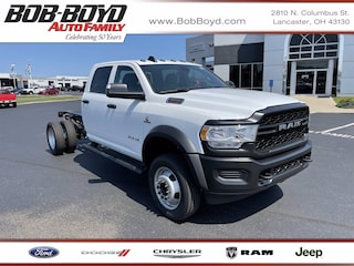 New Commercial 2021 Ram 5500 Chassis Cab 5500 TRADESMAN CHASSIS CREW CAB 4X4 60 CA Crew Cab 3C7WRNEL6MG634224 for sale in Lancaster, OH