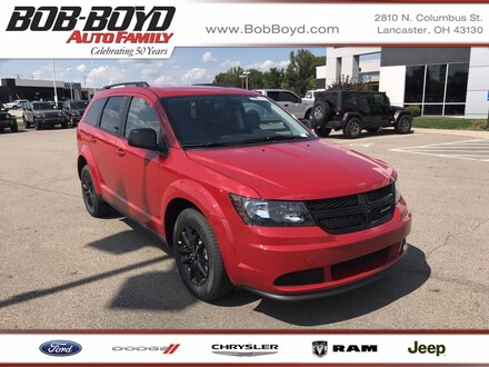 Featured New 2020 Dodge Journey SE (FWD) Sport Utility 3C4PDCAB2LT260489 for sale in Lancaster, OH