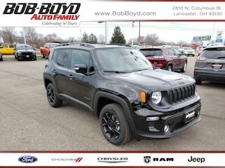 New 2020 Jeep Renegade ALTITUDE 4X4 Sport Utility ZACNJBBB4LPL51745 Lancaster