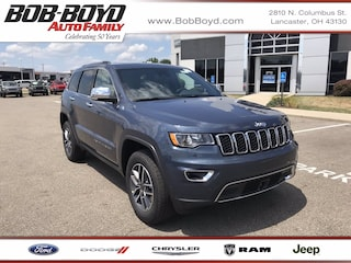 New 2020 Jeep Grand Cherokee LIMITED 4X4 Sport Utility 1C4RJFBGXLC400720 Lancaster