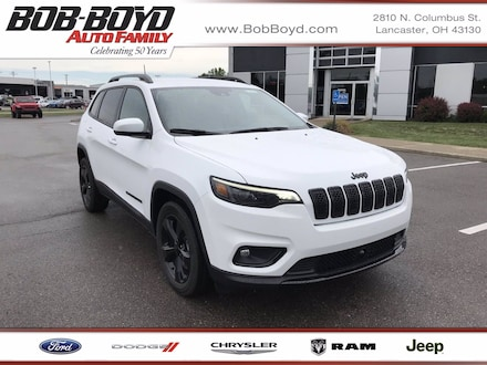 Featured New 2020 Jeep Cherokee ALTITUDE FWD Sport Utility 1C4PJLLB1LD645456 for sale in Lancaster, OH