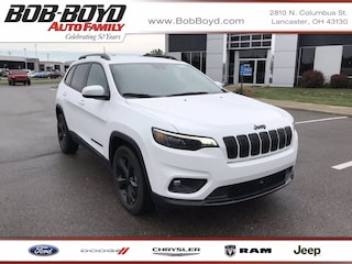 New 2020 Jeep Cherokee ALTITUDE FWD Sport Utility 1C4PJLLB1LD645456 Lancaster