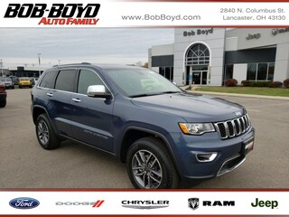 New 2020 Jeep Grand Cherokee LIMITED 4X4 Sport Utility 1C4RJFBG6LC176670 Lancaster