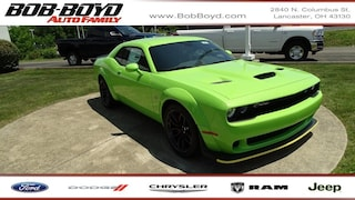 New 2019 Dodge Challenger R/T SCAT PACK WIDEBODY Coupe 2C3CDZFJ6KH649519 Lancaster
