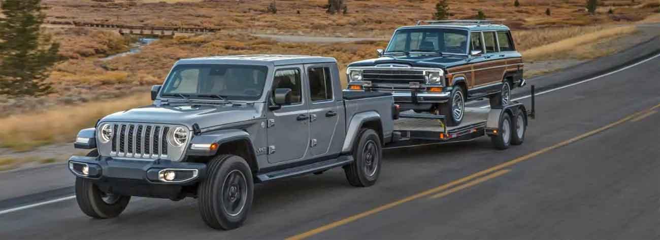 All New 2020 Jeep Gladiator Truck In Ohio Bob Boyd Chrysler Jeep