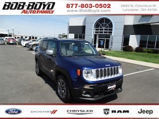 New 2018 Jeep Renegade LIMITED 4X2 Sport Utility Lancaster