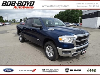 New 2019 Ram All-New 1500 TRADESMAN CREW CAB 4X4 5'7 BOX Crew Cab 1C6SRFGT4KN615309 Lancaster