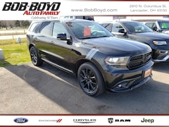 Certified Pre-Owned 2017 Dodge Durango R/T SUV for sale near you in Lancaster, OH