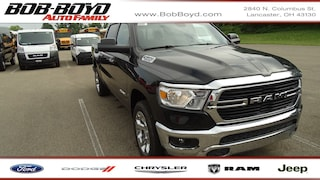 New 2019 Ram All-New 1500 BIG HORN / LONE STAR CREW CAB 4X4 5'7 BOX Crew Cab 1C6SRFFT8KN747376 Lancaster