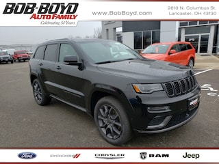 New 2020 Jeep Grand Cherokee HIGH ALTITUDE 4X4 Sport Utility 1C4RJFCT8LC255608 Lancaster