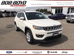 Certified Pre-Owned 2019 Jeep Compass Latitude 4x4 for sale near you in Lancaster, OH