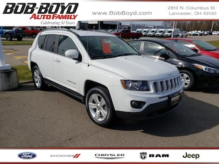 Pre-Owned 2014 Jeep Compass Latitude SUV 1C4NJCEB6ED786241 for Sale in Lancaster, OH