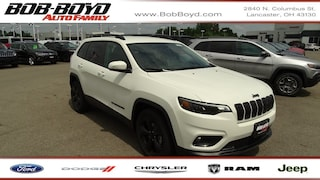 New 2019 Jeep Cherokee ALTITUDE FWD Sport Utility 1C4PJLLB7KD479409 Lancaster