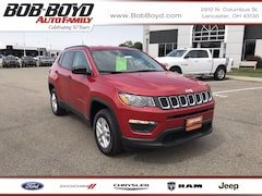 Certified Pre-Owned 2019 Jeep Compass Sport 4x4 for sale near you in Lancaster, OH