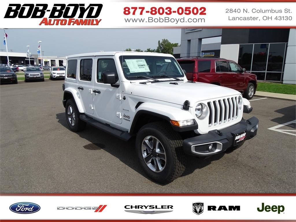 Car Dealerships In Lancaster Ohio >> 2019 Jeep Wrangler For Sale In Lancaster Oh Bob Boyd Chrysler Jeep