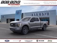 2021 Ford F-150 XLT Truck SuperCab Styleside