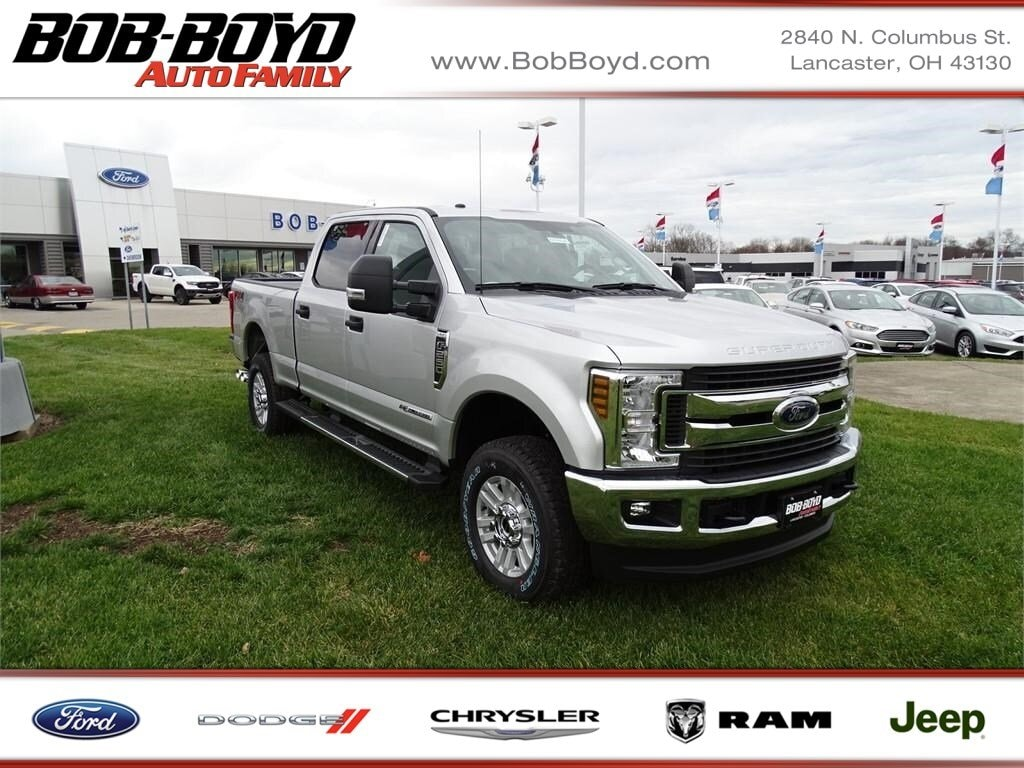 2019 Ford Super Duty F-250 SRW XLT XLT 4WD Crew Cab 8 Box