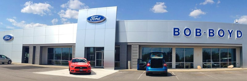 About Bob Boyd Ford Inc A Ford Dealership In Lancaster