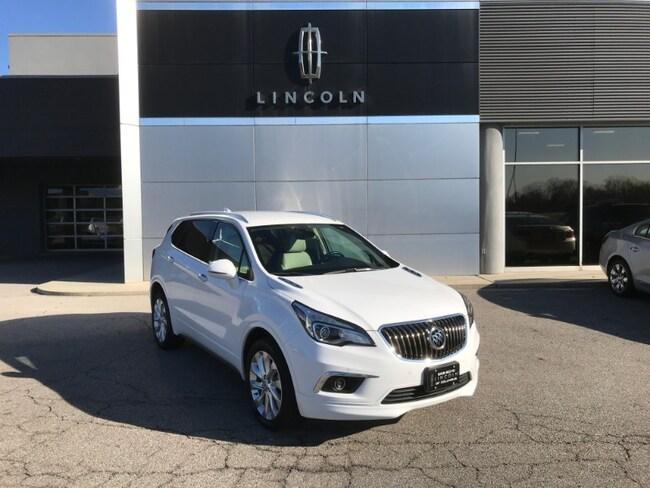2017 Buick Envision AWD  Premium I