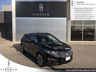 2017 Lincoln MKC Black Label Black Label FWD