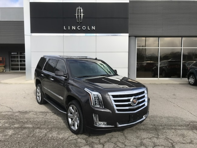 2015 Cadillac Escalade 4WD  Luxury