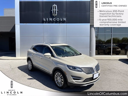 2018 Lincoln MKC Reserve Reserve FWD