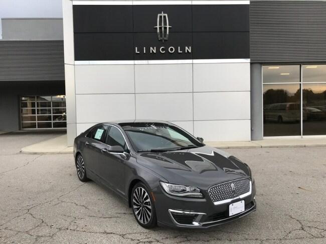2017 Lincoln MKZ Black Label AWD