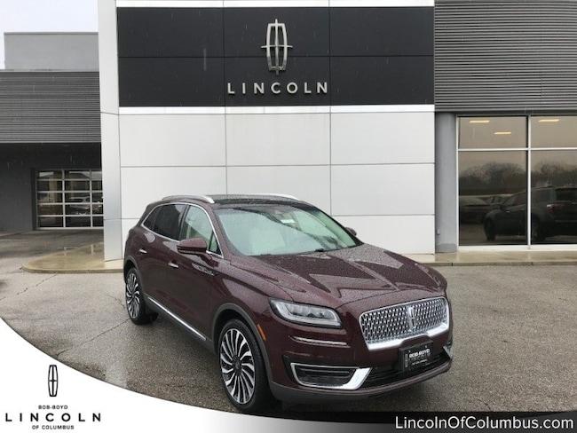 2019 Lincoln Nautilus Black Label Black Label AWD