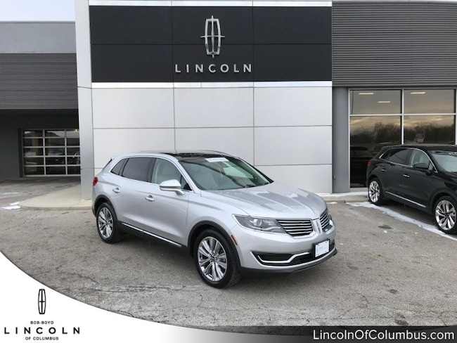 2016 Lincoln MKX Reserve AWD  Reserve