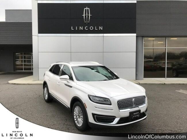2019 Lincoln Nautilus Standard Standard FWD