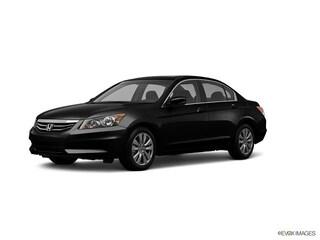 2012 Honda Accord 2.4 EX Sedan