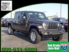 New 2020 Jeep Gladiator SPORT S 4X4 Crew Cab for sale in Decatur, IL