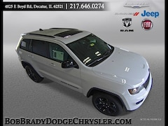 New 2018 Jeep Grand Cherokee UPLAND 4X4 Sport Utility 1C4RJFAGXJC383576 for sale in Decatur, IL